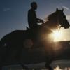 makesthings: (on horseback)