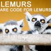 technosage: (misc_lemurs are code for lemurs)