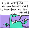 marcicat: (life changing business card)