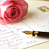 queenofmay: (Writing Letters or Poetry)