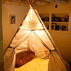 oftheuniverse: (Pictures ♥ Tent fort)