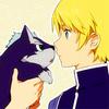 gwynedd: ([ToV] Flynn - Puppy?)