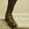 persona_system: An army boot. Seize the day, my friend. (Z: Seize the Day)