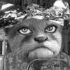 gchick: Small furry animal wearing a tin-foil hat (Default)