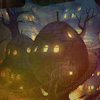 dreaming_of_myst: Interior of the rebel hive from Riven (Rebel hive)