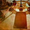 dreaming_of_myst: Gehn's desk from Riven (Gehn)
