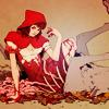 wrathtub: (little red)