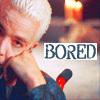 agameofthree: (bored Spike BTVS)