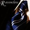owl: Ravenclaw tie (ravenclaw)
