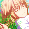 tsukihime: (It makes me sleepy~)