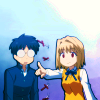 tsukihime: (CP: Shiki look)