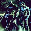amalthia: (Nightwing and Batman)