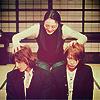 iris_aya: (Gokusen - Yankumi + Hayaryu)