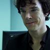 wearsthecoats: Smirking, looking ahead. (ᚱ halfway to smiling)