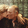 yvi: Sam hugging her father (Stargate - Sam & Jacob)
