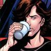 borntobewildcat: ([tom] drinking)
