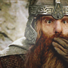 dynastessa: gimli } lord of the rings (oops.)
