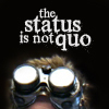 shanaqui: Dr Horrible from Dr Horrible's Sing Along Blog. Text: the status is not quo. ((DrHorrible) The status is not quo)