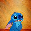 jactrades: Stitch looking sad with his ears back (Disney - Stitch Sad)