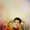 jactrades: Sulu smiling (ST - Sulu Happy)