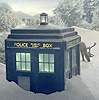 unfeathered: (Christmas TARDIS)