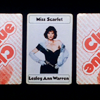 lady_ganesh: A Clue card featuring Miss Scarlett. (Gwendal)