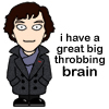 pennypaperbrain: (Sherlock brain by redscharlach) (Default)