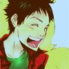 eisen: Yamamoto (so easy to laugh). (neat neat neat.)