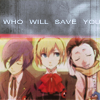 eisen: Minato/Aigis/Ryoji (embrace death). (you've got the number.)