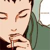 mendokusei: (I need a smoke break)