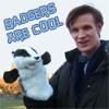 niyalune: (badgers)