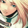 mikogalatea: Millia from Guilty Gear. The icon is a closeup of her face, and her expression is somewhat sad. ([GG] Millia Rage)