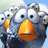 starryice: (The Birds)
