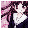 mikogalatea: Tohru from Fruits Basket, with a big, cheerful smile. ([Furuba] Tohru)