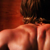 gavemea_45: (shirtless!Sam: shoulder to shoulder)