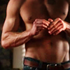gavemea_45: (shirtless!Sam: focus on the hands)