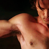 gavemea_45: (shirtless!Sam: glancing down)