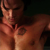 gavemea_45: (shirtless!Sam: tattoo)