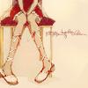 ritornello: ((angel sanctuary) girl ;; sitting pretty)