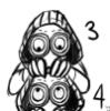 4_toteachus: (three needs four and four needs three)