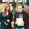 paraka: Megan and Larry walking (N3-M/L-Cute!)