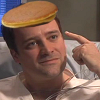 paraka: McKay with a pancake on his head. (SGA-M-Pancake!)
