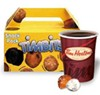 paraka: A pack of Timbits with a Tim Horton's coffee (NF-Timmies)