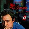 """paraka: Rodney looking sad and the caption """"Oh Canada"""" (SGA-M-Oh Canada)"""