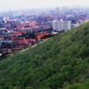 paraka: A mountainside with Wuxi in the distance (NF-Wuxi)