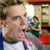 """paraka: Angry Sam with the caption """"Roar"""" (R-S-Roar)"""