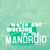 paraka: We're not working fo rth MANDROID (SPN-Mandroid)