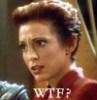 timetravellingbunny: (Star Trek DS9 Kira WTF)