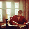 rubberglue: (merlin: arthur writing)