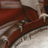 sharpiefan: Close-up of Marine jacket and drum text 'Beat to Quarters' (Marine beat to quarters)